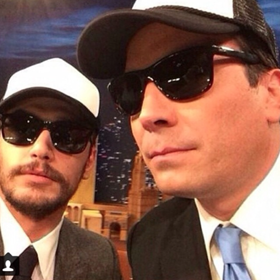 Franco on Fallon @jamesfrancotv