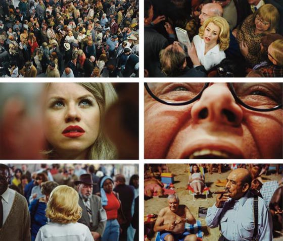 ALEX PRAGER, Untitled (Face in the Crowd) Box Set, 2013