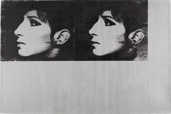 DEBORAH KASS, 2 Silver Barbras (Jewish Jackie series), 1992