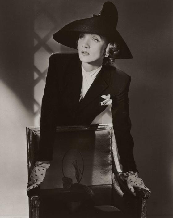 Marlene Dietrich, New York, 1942