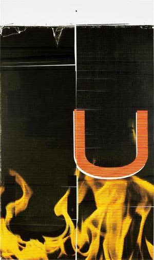 Wade Guyton, 2006, Untitled, est. $4-6 million