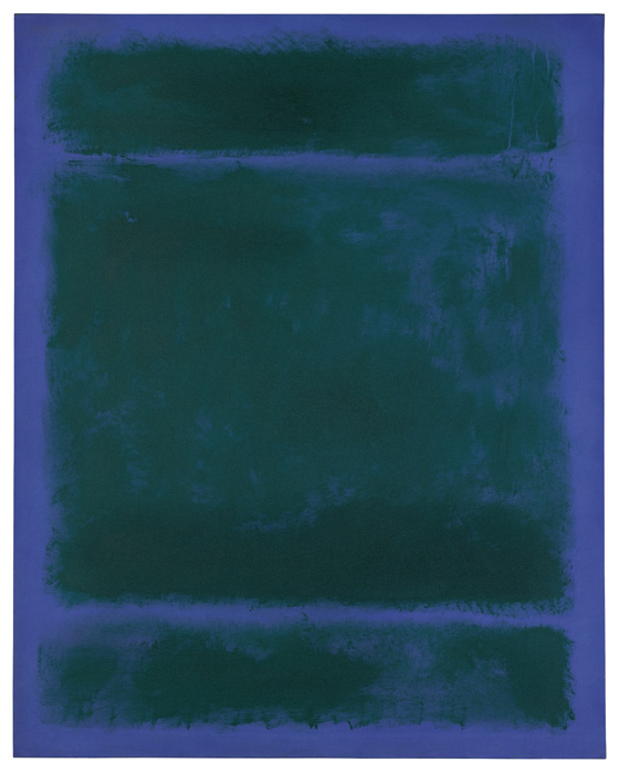 MARK ROTHKO (est $15 – 20,000,000) Sold $39,925,000