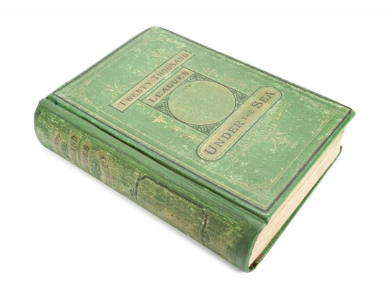 TWENTY THOUSAND LEAGUES UNDER THE SEA FIRST EDITION, EST. $10-15,000