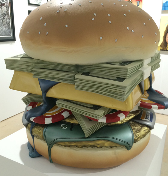 Joe King (Money Burger)