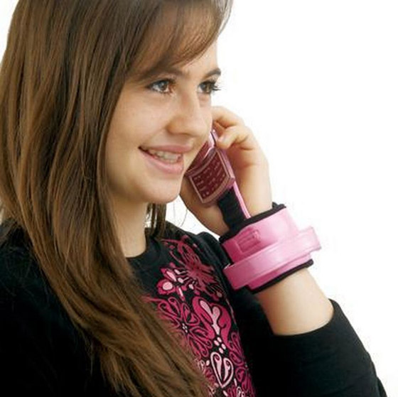 Wrist Cell Phone Carrier – $29.99