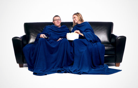 The Siamese Slanket (I know, sounds racist) – $40.99