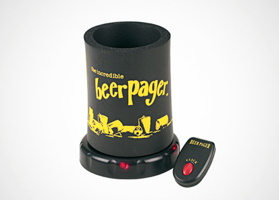 Beer Pager – (exactly what it sounds like) – $24.99