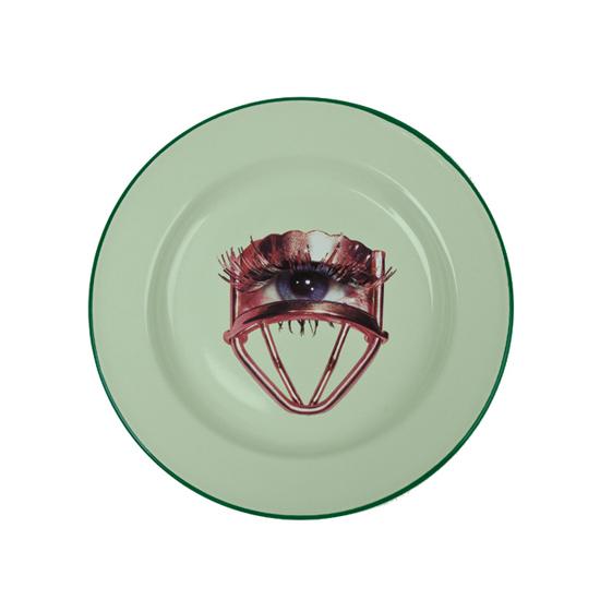 SELETTI – EYE PLATE $22.00