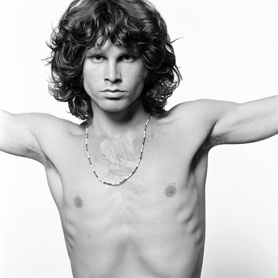 Joel Brodsky   Jim Morrison, American   Est. $15,000–18,000