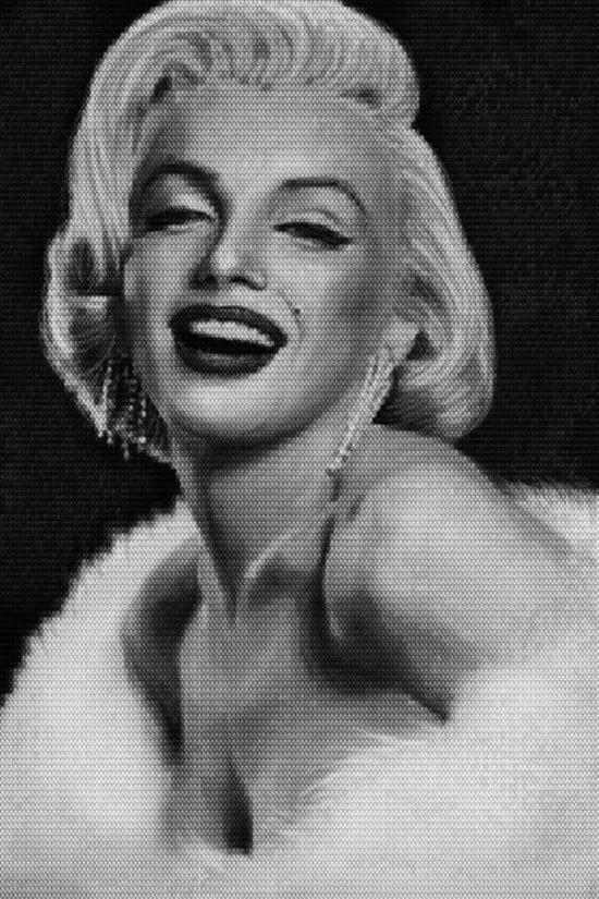 Alex Guofeng Cao   Marilyn Monroe vs. Brigitte Bardot, 2009   Est. $6,000–9,000
