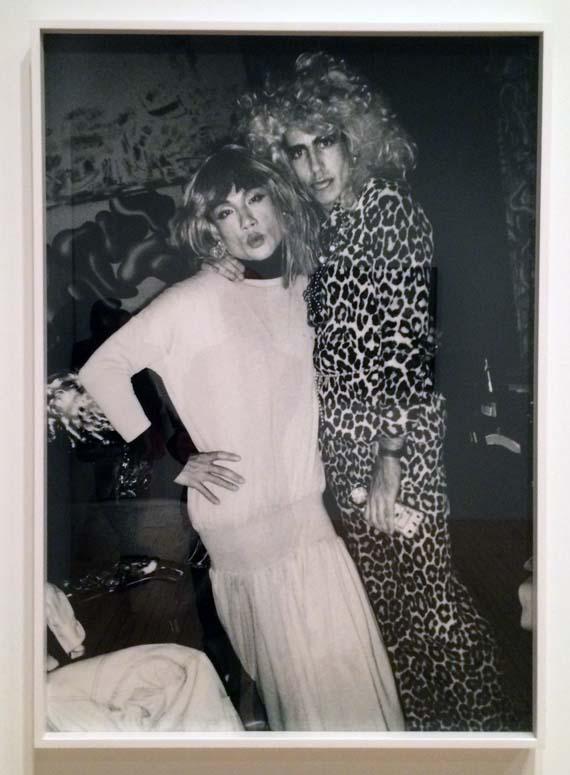 Kwong & Kenny, 1988. Photo, Trey Speegle