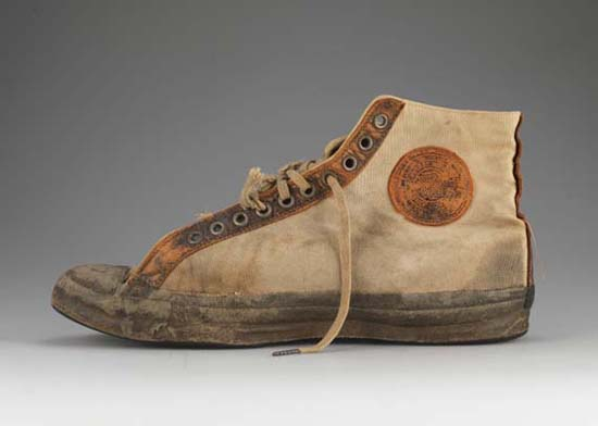 Converse Rubber Shoe Company. All Star/Non Skid, 1917