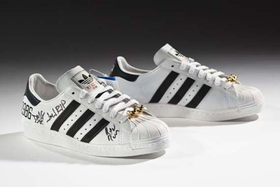 adidas x Run–DMC. 25th Anniversary Superstar, 2011