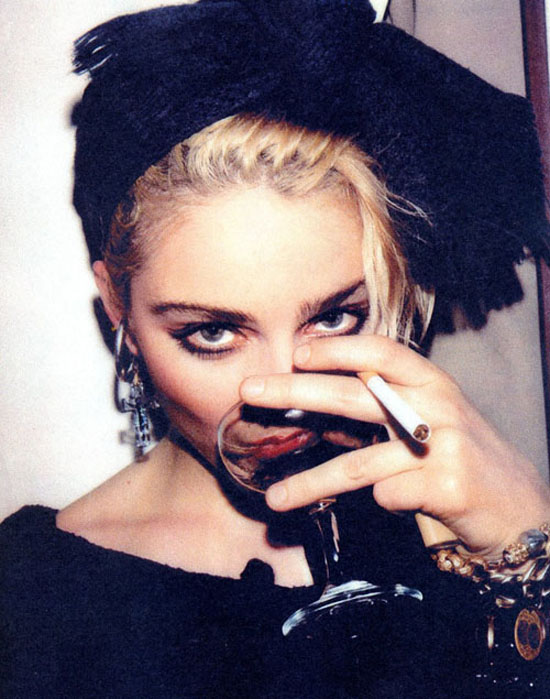 Madonna by Maripol