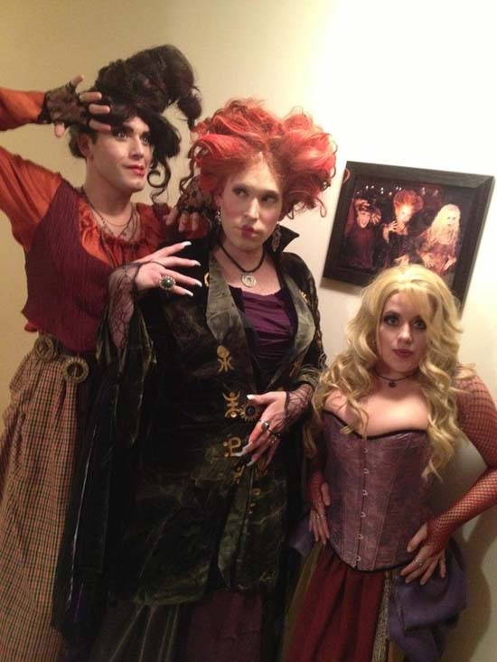 The Cast of Hocus Pocus