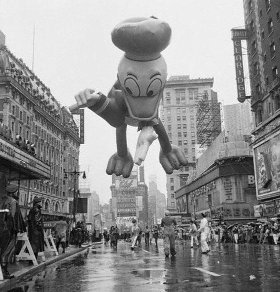 Thanksgiving Day Parade Vintage 4