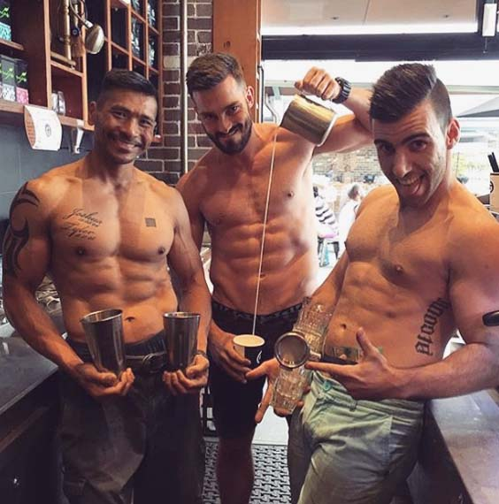 """THE """"MEN AND COFFEE"""" INSTAGRAM IS _______ (INSERT HOT GUY ..."""