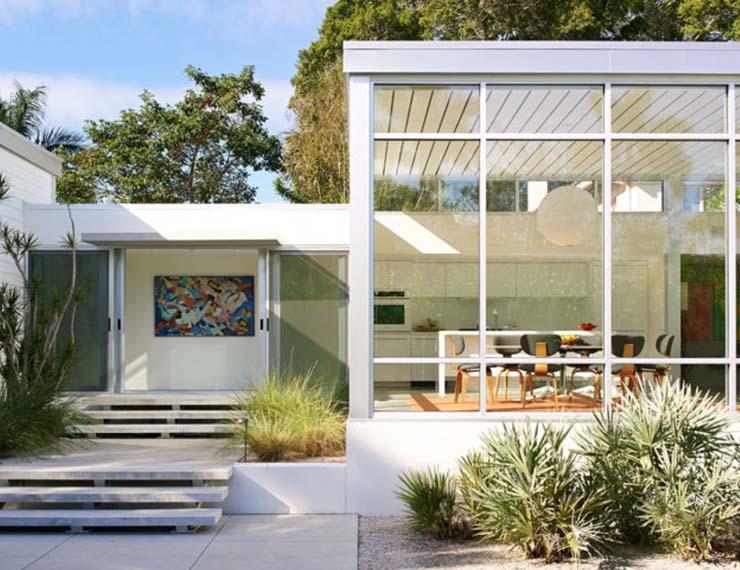 A New Mid Century Modern Dream Home In Sarasota Trey Speegle