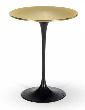 EERO SAARINEN, custom Tulip table from the bar of the Grill Room. est.$5,000–7,000 Result: $45,000
