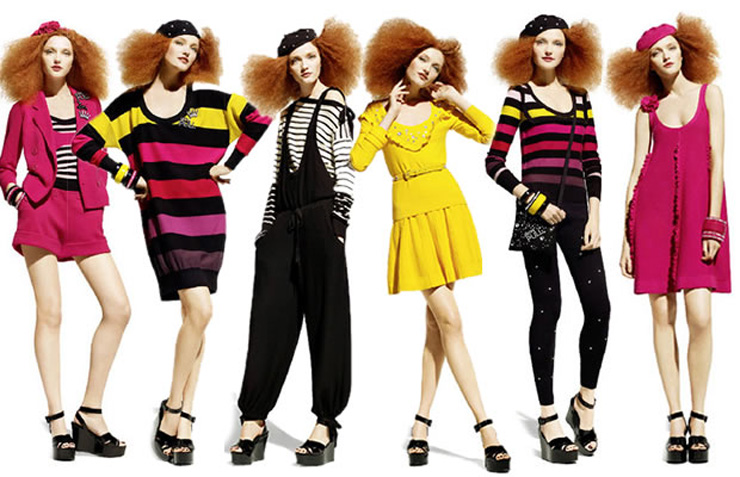 Rykiel for H&M, 2010