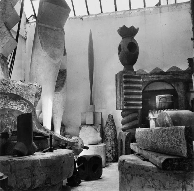 Brancusi by Liberman