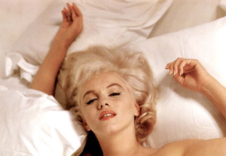 Marilyn by Eve Arnold