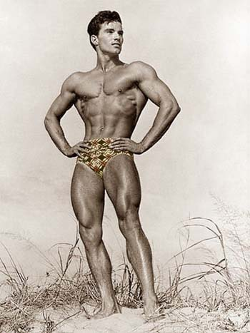 Bodybuilder, Glen Bishop