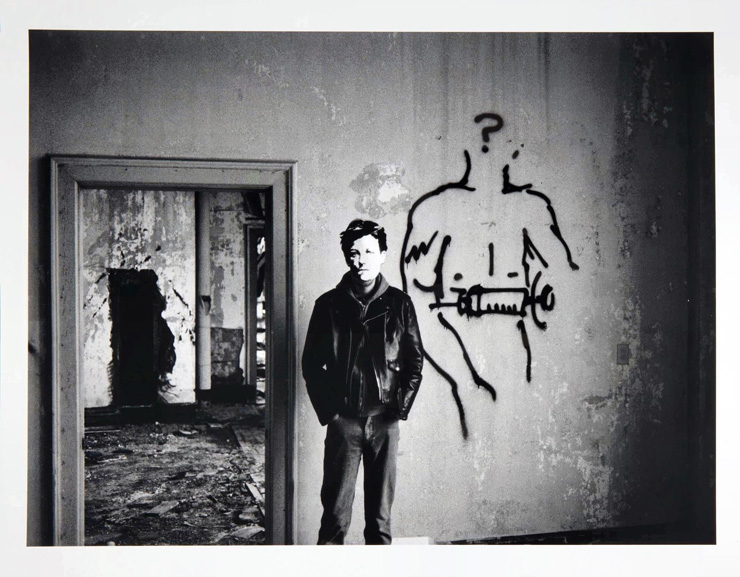 David Wojnarowicz, Arthur Rimbaud in New York, 1978-1979