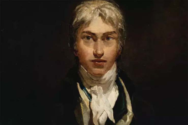 Turner self-portrait