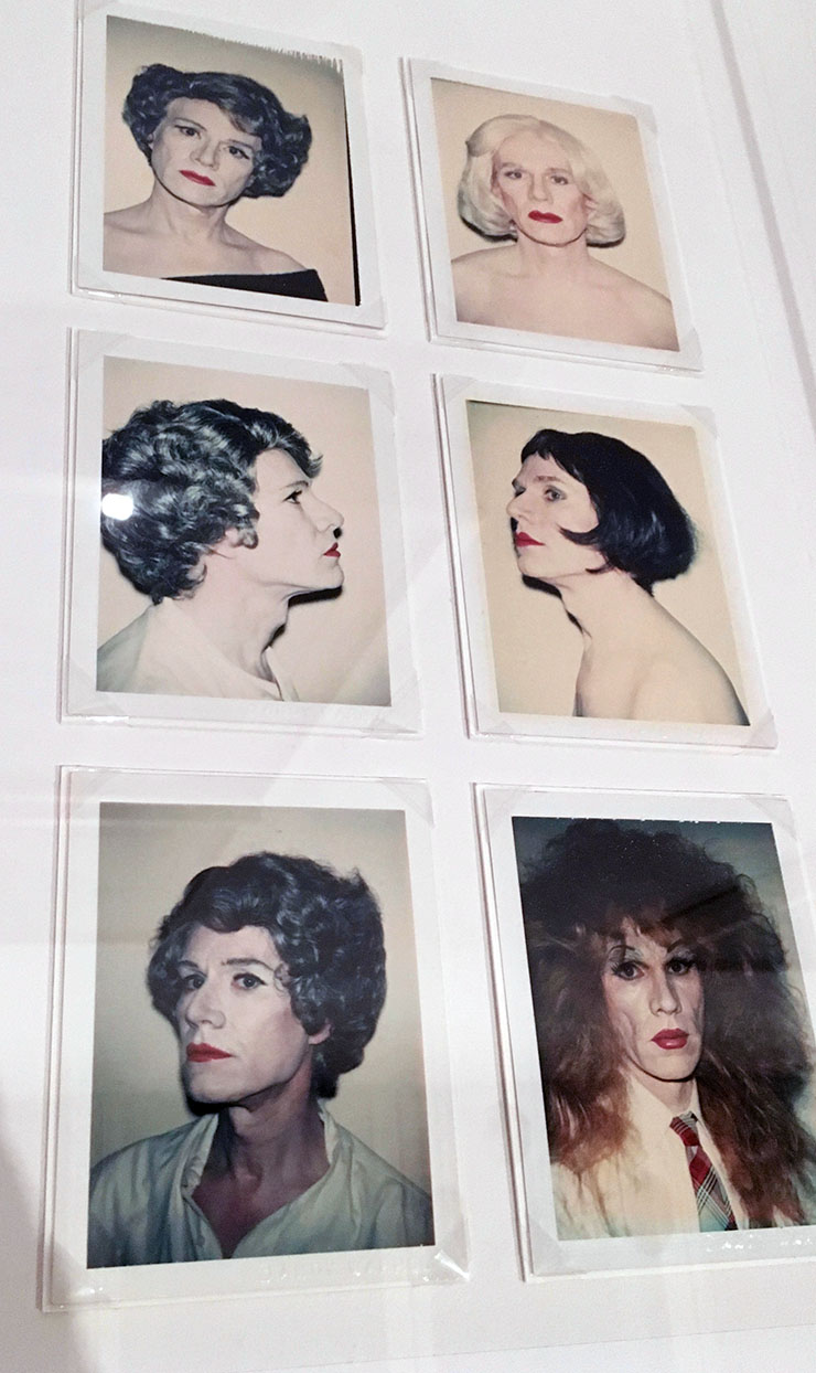 The Lady Warhol
