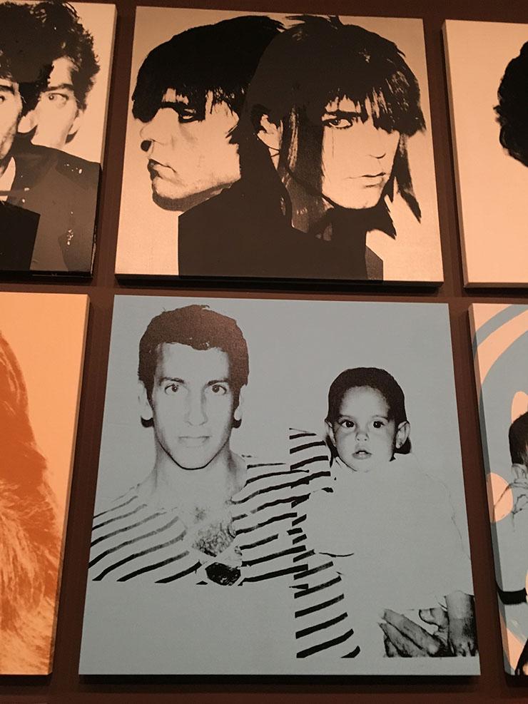 Stephen Sprouse; Kenny & Zena Scharf