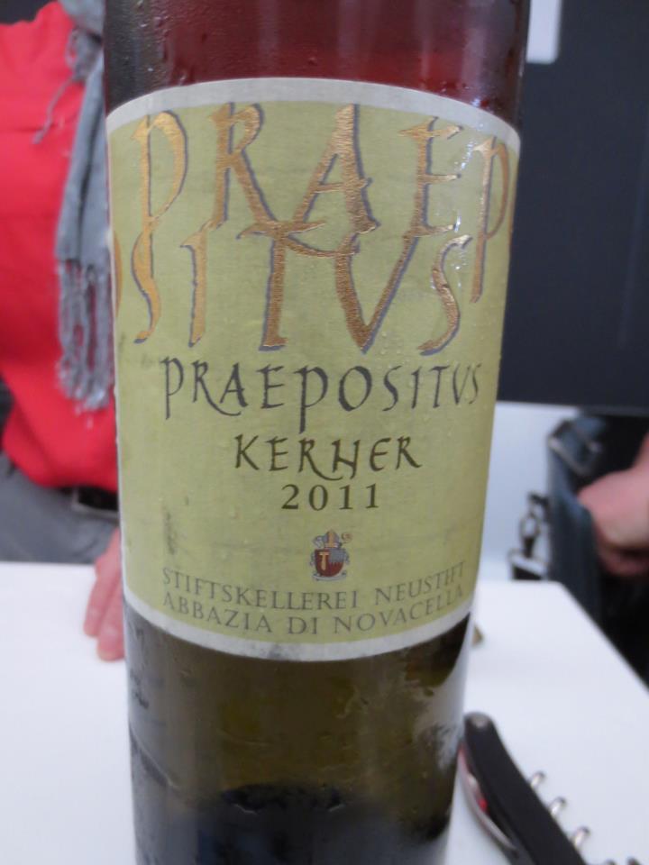 Abbazia Di Novacella Praepositus Kerner