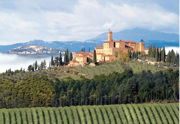 Tuscany - Montalcino
