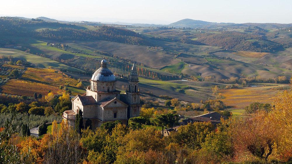 Tuscany - Montepulciano