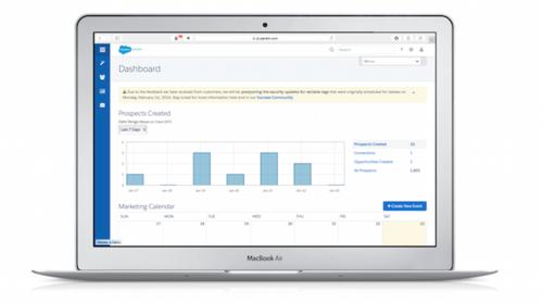 Salesforce Pardot - The leading High Engagement Marketing Automation Platform