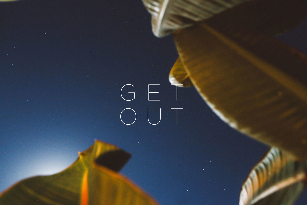 Get Out Photo Diary | freshbysian.com