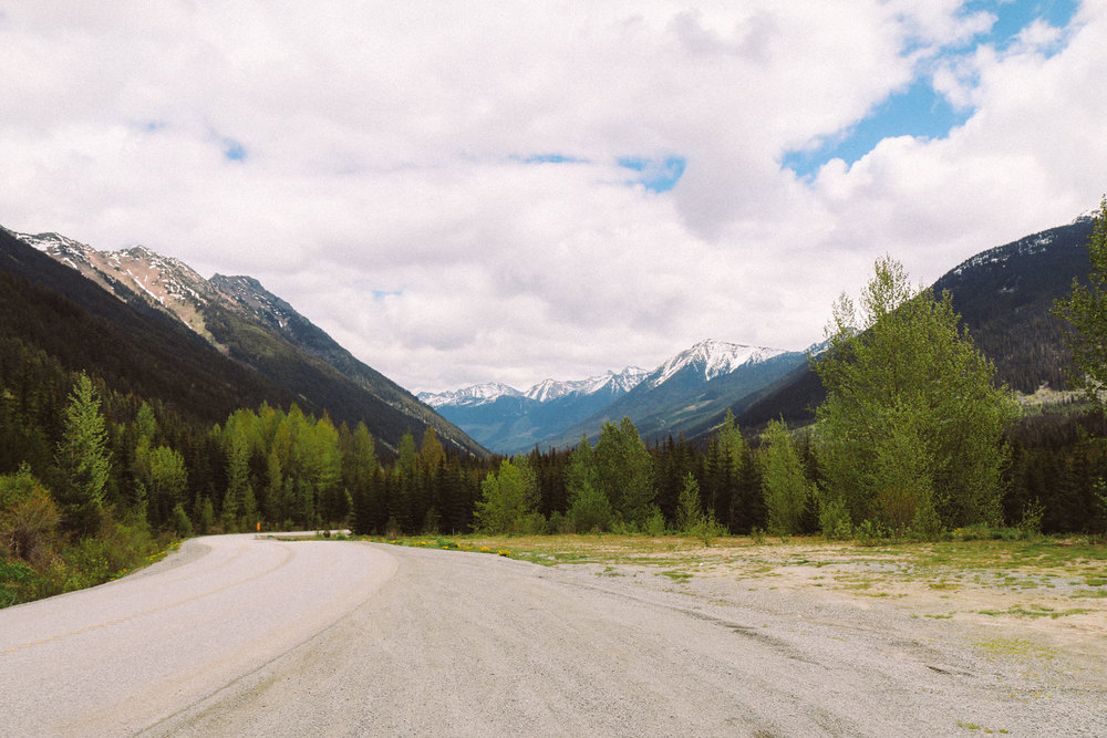 THE ROAD TRIP DIARIES : WHISTLER TO GOLDEN | PART ONE | freshbysian.com