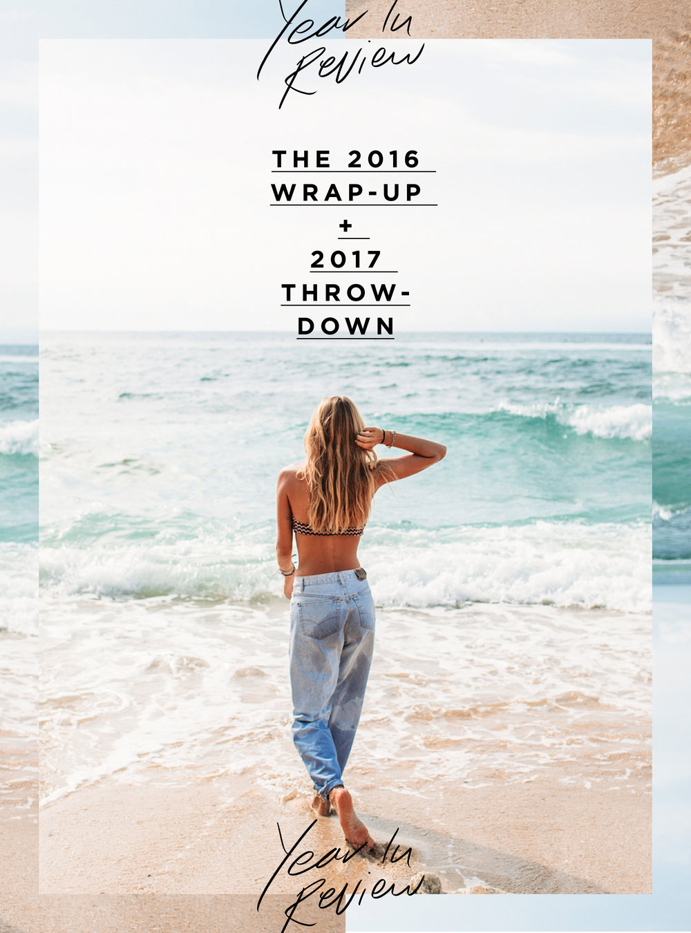 The 2016 Wrap-Up + 2017 Throw-Down | Year In Review | freshbysian.com