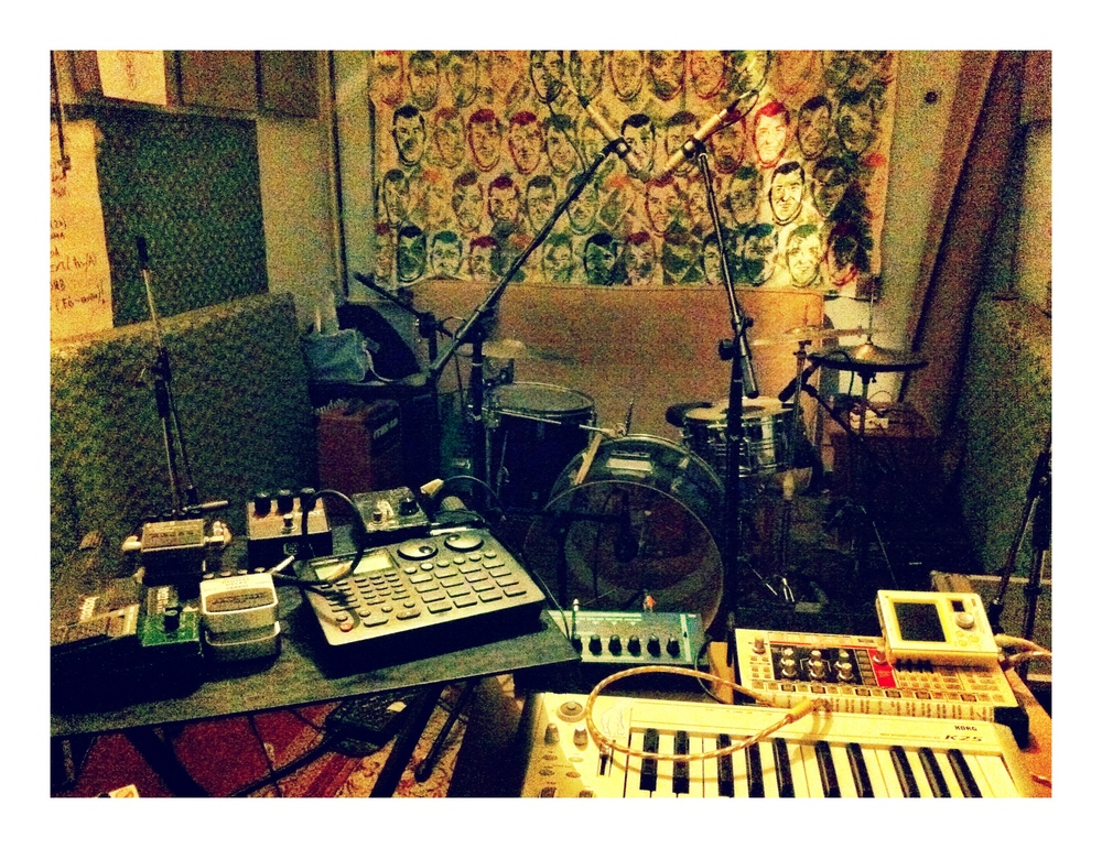 Giant recording sessions