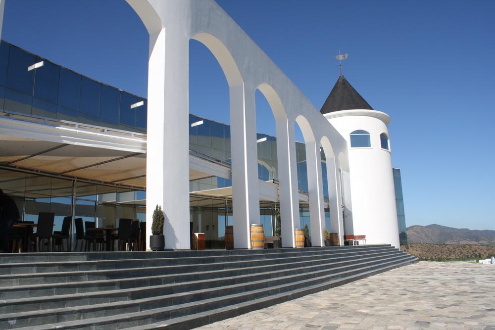 The Imdomita building