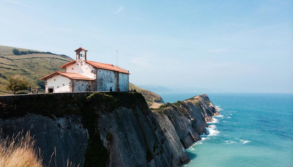 Basque Country Coast