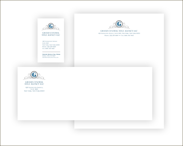 Logo Design/Marketing Materials—Logo designs applied to various marketing materials including business cards, envelopes,stationary, premiums/freemiums, media kits, etc.
