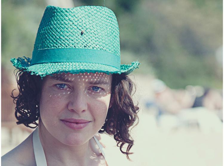 Marie, Corsica 2012