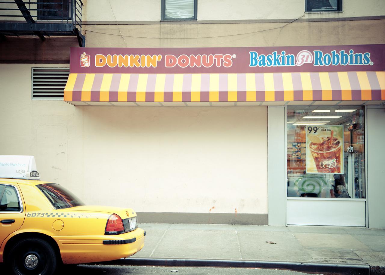 NYC, April 2012