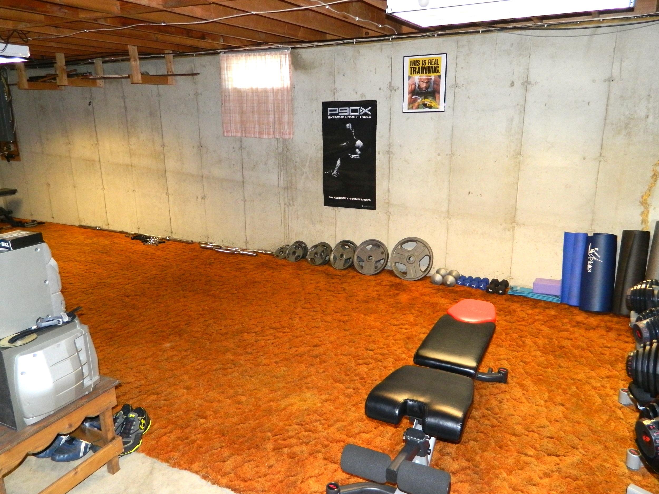 Team fitness for life home gyms u2014 tyler robbins fitness