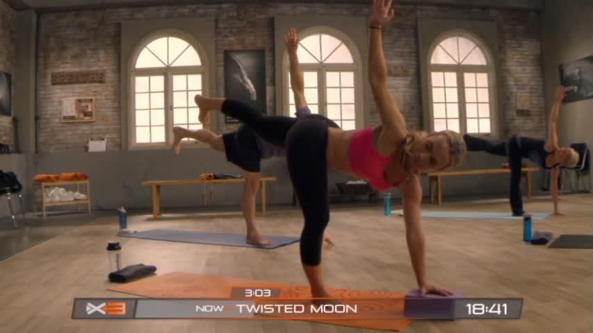P90X3 X3 Yoga Review