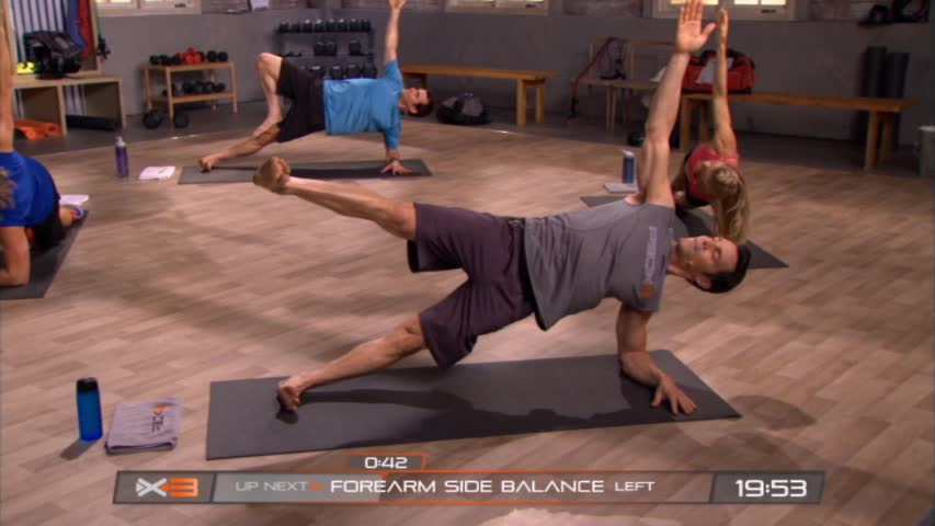 P90x3 Tyler Robbins Fitness