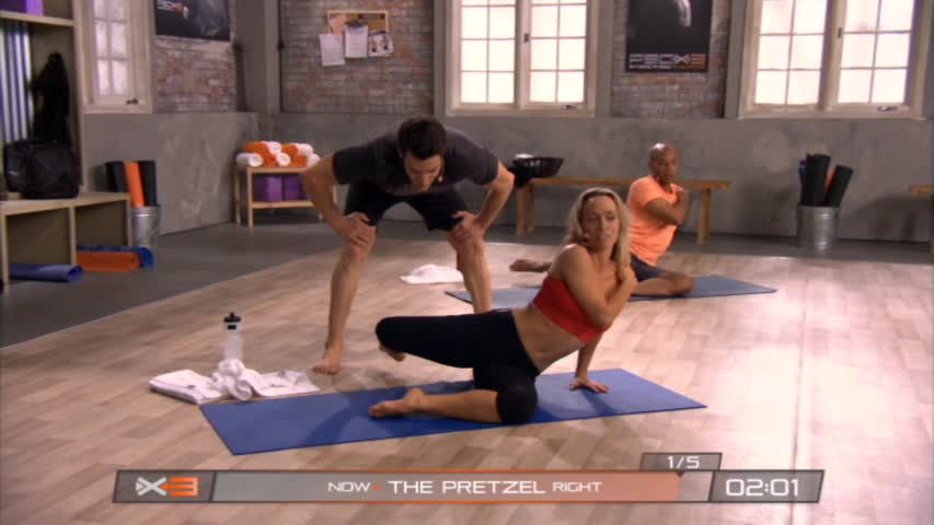 P90X3 Pilates X