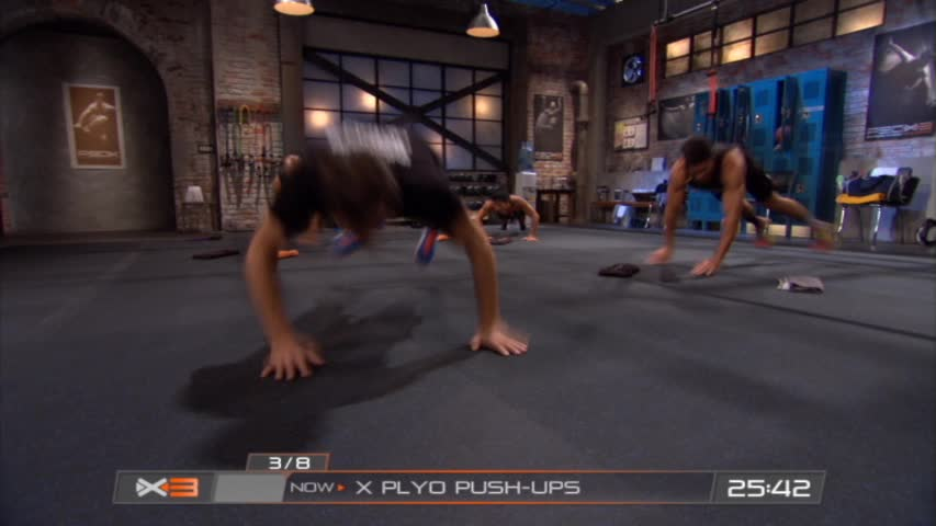 P90X3 Complex Upper Coaching, Advice, and Complete Review — Tyler