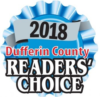 2nd straight year voted top (Platinum) Fitness Instructor. . Thanks for those of you who voted. I am honoured and grateful for those of you who would vote for me despite so many options in Orangeville and surround area.